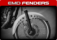 Custom Front and Rear Fenders for Stock and Custom Motorcycles
